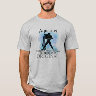 Wassermann über Sie T-Shirt