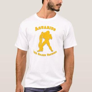 Wassermann wie goldene Duschen T-Shirt