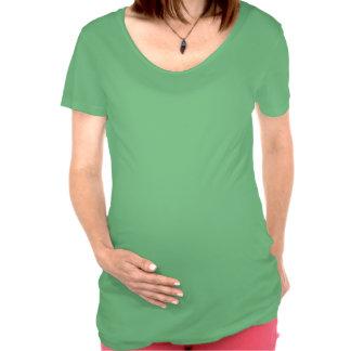 Wassermelone-Baby-Mutterschafts-T - Shirt