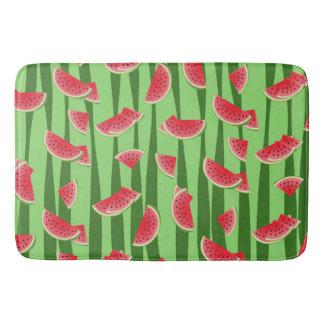 Wassermelone Badematte