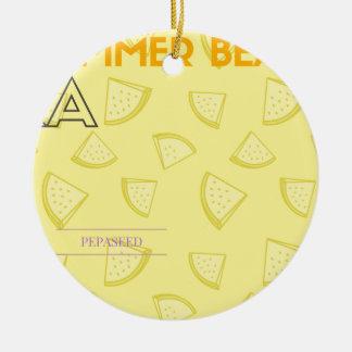 Wassermelone - EP-Ansicht in iTunes Keramik Ornament