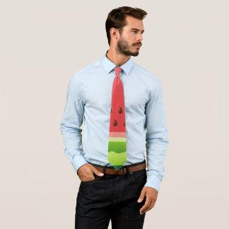Wassermelone-Hintergrund Krawatte