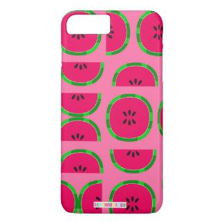 Wassermelone iPhone 7 Plusfall iPhone 8 Plus/7 Plus Hülle