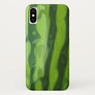 Wassermelone iPhone X Hülle