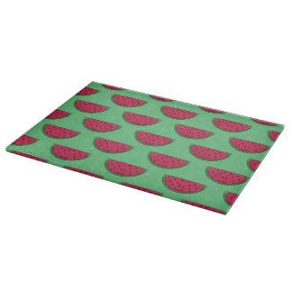 Wassermelone-Muster-Schneidebrett Schneidebrett