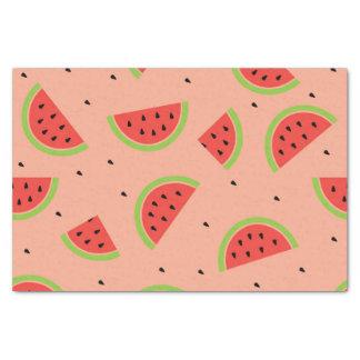 Wassermelone-Muster-Seidenpapier Seidenpapier