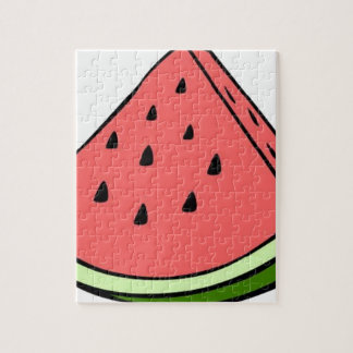 Wassermelone Puzzle