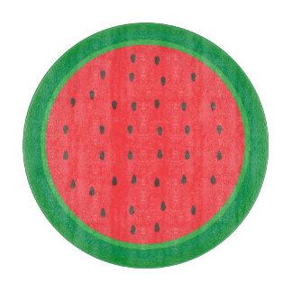 Wassermelone Schneidebrett