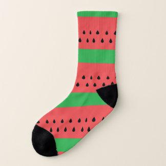 Wassermelone Socken