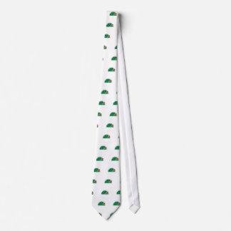 Wassermeloneentwurf Krawatte