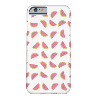 Wassermelonemuster iPhone 6 des Sommers lustiger Barely There iPhone 6 Hülle