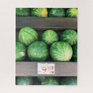 Wassermelonen für Fotografie Puzzle