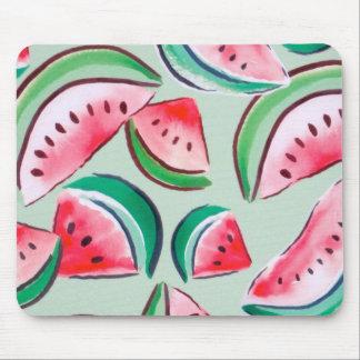 Wassermelonen Mousepads