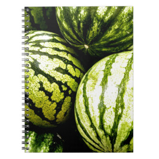 Wassermelonen Notizblock