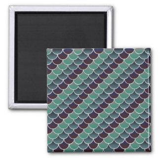 Wasserskalen Quadratischer Magnet