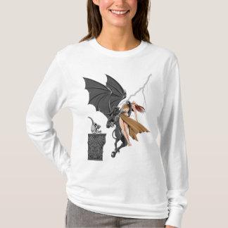 Wasserspeier-Gott-Shirt T-Shirt