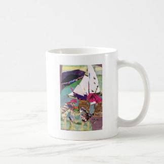 Wasserspiel Kaffeetasse