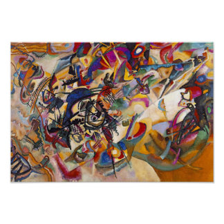 kandinsky poster. Black Bedroom Furniture Sets. Home Design Ideas