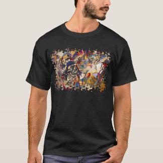 Wassily Kandinsky - abstrakte Kunst der T-Shirt