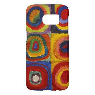 Wassily Kandinsky-Farbstudie Quadrate