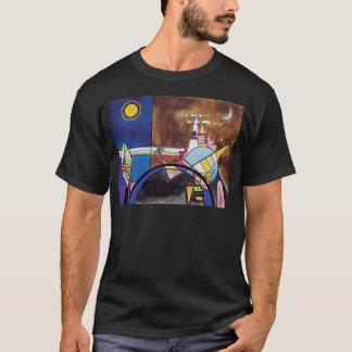 Wassily Kandinsky - großes Tor von Kiew abstrakt T-Shirt