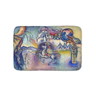Wassily Kandinsky - St George u. die Reiter Badematten