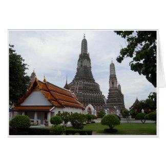 Wat Arun Grußkarte