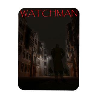 Watchman Magnet