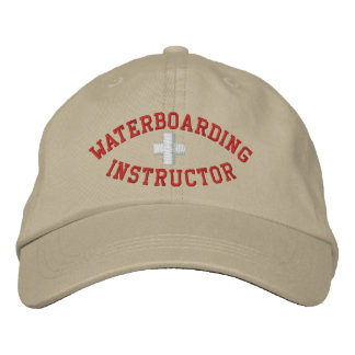 Waterboarding Lehrer Baseballmütze