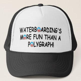 Waterboarding Truckerkappe