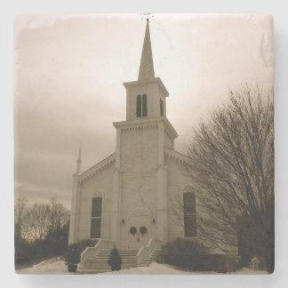 Waterbury Kirche Steinuntersetzer