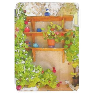 Watercolor-Blumen iPad Air Cover