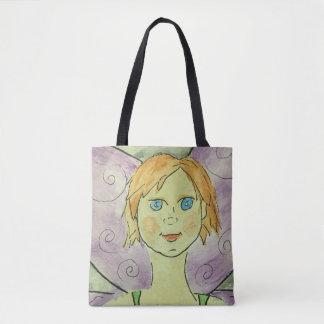 Watercolor-feenhafte Taschen-Tasche Tasche
