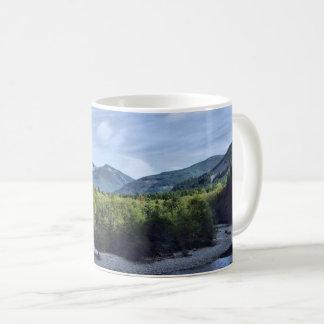 Watercolor-Himmel-Kaffee-Tasse Kaffeetasse