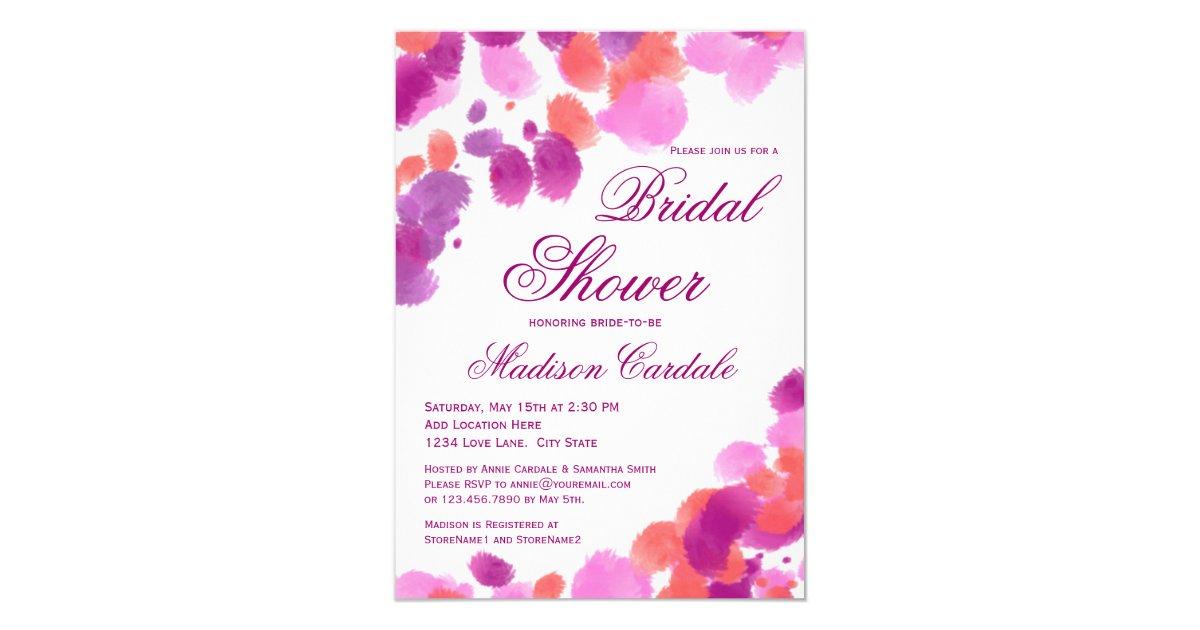 Fancy Brautparty Einladung Vorlagen Herunterladen Crest ...