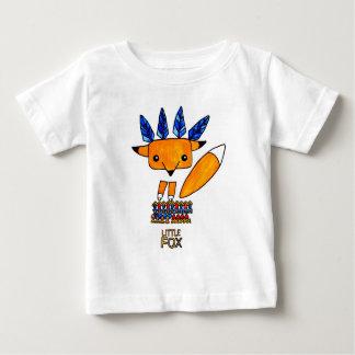 Watercolorillustration niedlicher Fox. Nettes Tier Baby T-shirt