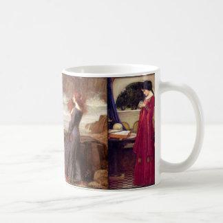Waterhouse-Mythen Kaffeetasse
