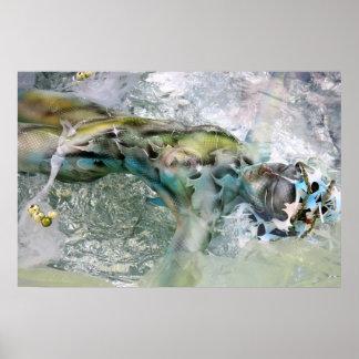Waterline, kunstdruck, druck, artprint, print poster