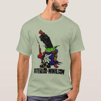 Waterloo-Camouflage-Hemd T-Shirt