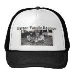 Watson-Familien-Wiedersehen Baseball Mützen