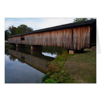 Watson umfaßte Brücke-Reflexionen Karte