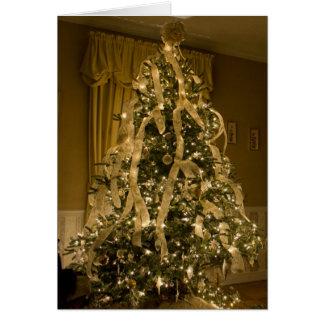 Watsons Wohnzimmer-Weihnachten 2010 Karte