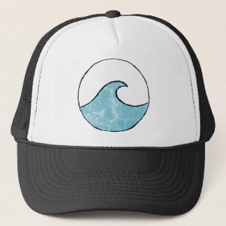 WAVES TRUCKERKAPPE