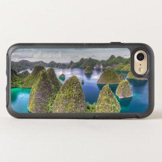 Wayag Insellandschaft, Indonesien OtterBox Symmetry iPhone 8/7 Hülle