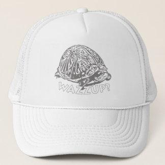 Wazzup - Schildkröte-Fernlastfahrer-Hut Truckerkappe