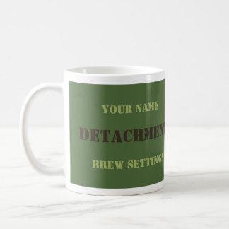 WDYHC no10, personalisierter Brew Kaffeetasse