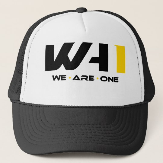 We are One Trucker Cap Truckerkappe