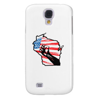 We are Wisconsin Galaxy S4 Case