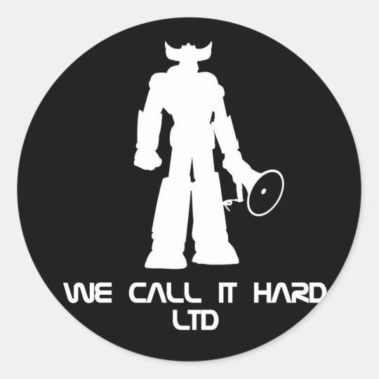 We call it Hard Ltd Sticker