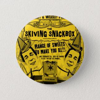Weasley und weasley Produkte Runder Button 5,7 Cm